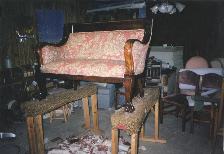 Craftsman furniture ii austin tx 78717 for Outdoor furniture hwy 71 austin